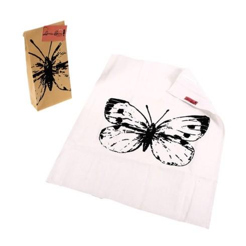 Geschirrtuch Schmetterling von Lara Bim