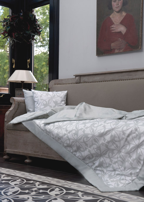 Tagesdecke Terrasse 150x200 cm, Sofadecke aus Baumwolle