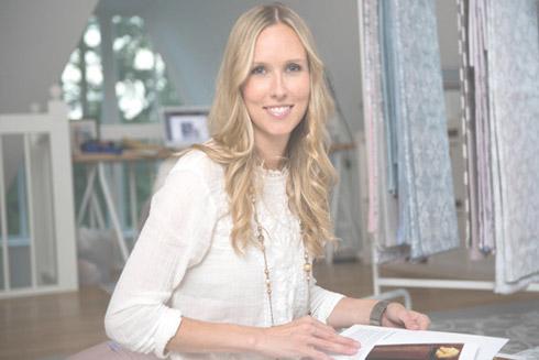 Steffi Plikat, Inhaberin und Diplom Designerin von Peppa Grace